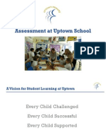 Assessment - Uptown School