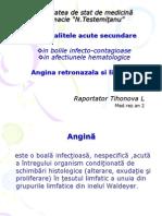 4.Amigdalitele Acute Secundare