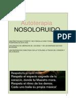 Autoterapia Nosoloruido- Iñaki Martin