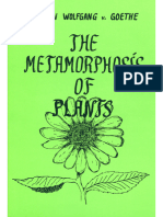 The Metamorphosis of Plants by Johann Wolfgang von Goethe.epub