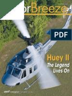 helicoptero huey II