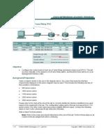 Frame_Relay Confoiguring PVC