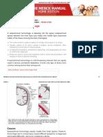 Subarachnoid Hemorrhage_ Stroke (CVA)_ Merck Manual Home Edition2