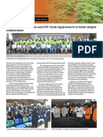 IITA Youth Agripreneurs Newsletter Special Issue - October 2014 (No. 2)