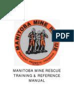 2010MB Mine Rescue Manual(3)