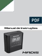 Manual Md402