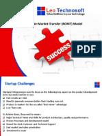 Build Operate Market Transfer BOMT Model for Start Ups Entrepreneur ISV