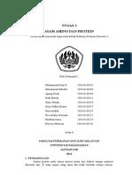 Paper Asam Amino dan Protein Kelompok 2 Kelas C.doc
