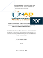 Informe de Proyecto Victor Manuel Epaiyu..