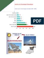 Introducción a la Tecnología Fotovoltaica