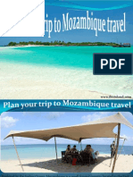 Plan Your Trip to Mozambique Travel