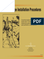 Concret Pipe Installation Procedures_Dos and Donts