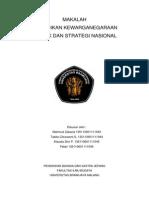 Politik dan Strategi Nasional.docx