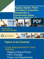 Construction Crane Rule
