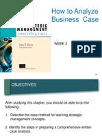 Week2-Teknik Menganalisa Kasus