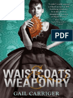 Waistcoats and Weaponry by Gail Carriger