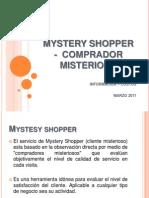 Mystery Shopper - Comprador Misterioso
