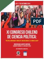 Programa Congreso ACCP 2014