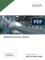 P105es Vacuum Systems