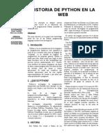 Paper Python
