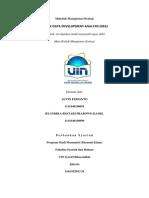 Metode DEA (UIN SYARIF HIDAYATULLAH)