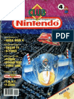 Club Nintendo - Año 1 No.5 Chile (Dai)
