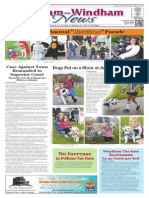 Pelham~Windham News 10-31-2014