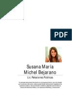 Curriculum Susana Michel