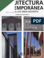 Gavinelli Corrado - ARQ CONTEMPORANEA 1943-1990.pdf
