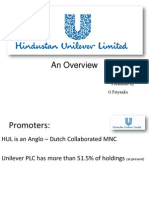 HUL an Overview