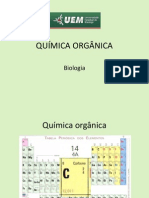 Quimica Orgânica Aula 1
