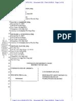 Motion in US v Phua et al