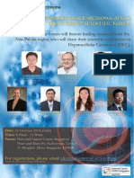 Scientific Forum on Liver Cancer by the Asia-Pacific Hepatocellular Carcinoma Trials Group