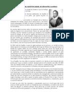 Biografía Del Escritor Miguel de Cervantes Saavedra