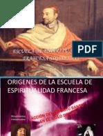 Escuela de Espiritualidad Francesa Siglo Xvii