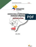 Agenda Territorial Loja
