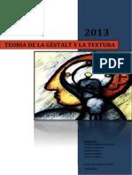 Teoria de La Gestalt y La Textura-1