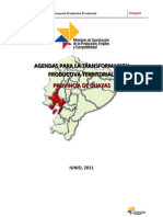 Agenda Territorial Guayas