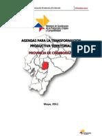 Agenda Territorial Chimborazo