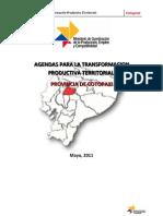 Agenda Territorial Cotopaxi