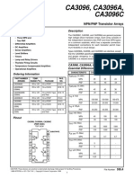 ca3096 Datasheet