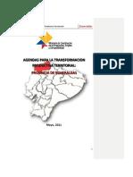 Agenda Territorial Esmeraldas