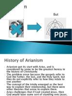 Arianism Powerpoint