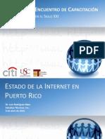 ENCUENTRO DE CAPACITACIÓN INTERNET Y LAS OSFL EN EL SIGLO XXI