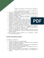 UNITIZAÇÃO - Vantagens e Desvantagens - Cópia