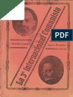 La 3º Internacional Comunista