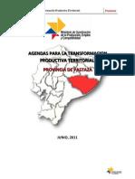 Agenda Territorial Pastaza