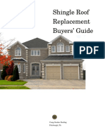Shingle Residential Roof Buyers' Guide