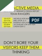 rangers assignment 2