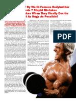 Fitness pdf felon